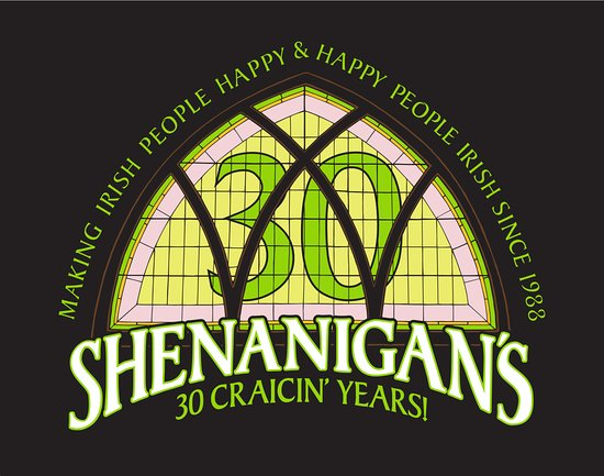 Shenanigan's: Help us celebrate our 30th Anniversary this summer!
