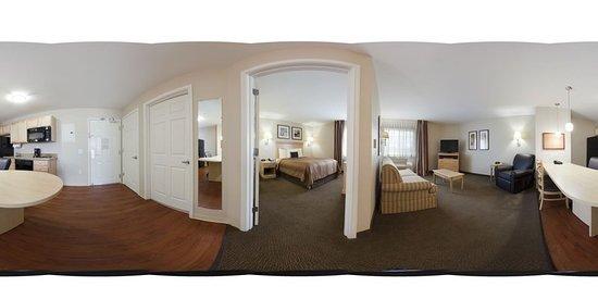 Candlewood Suites Houston Park 10: Guest room