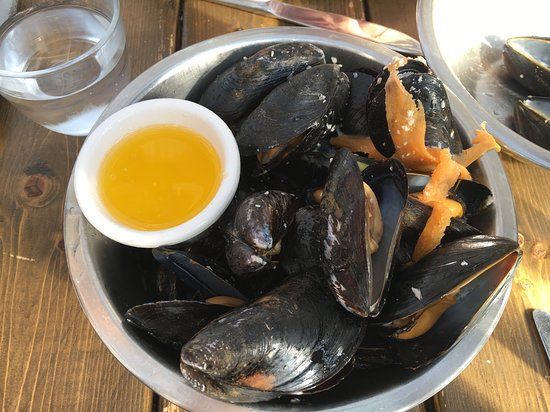 Blue Mussel Cafe: Mussels