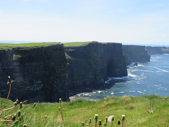 Paddywagon Tours: Cliffs of Moher