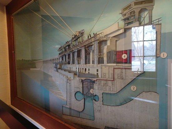 Willmore Lodge: display