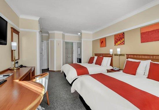 Klerksdorp, South Africa: Guest room