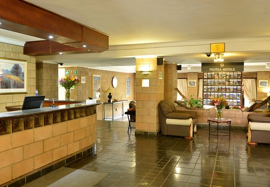 Klerksdorp, South Africa: Lobby