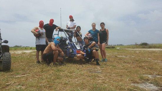 Off Road Fury Barbados