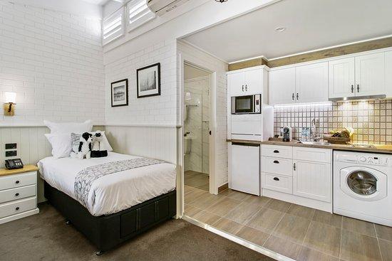Alzburg Resort : Studio Apartment