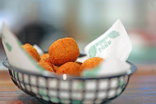 Lord Of The Wings: jalapenos cheese balls