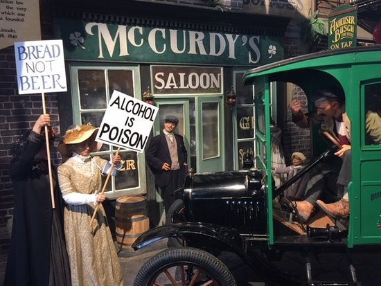 American Prohibition Museum: Great Example of the Musuem