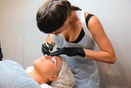 The Beauty Room Airlie Beach: Cosmetic Eyebrow Tattoo