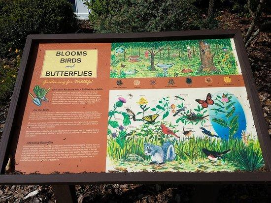 Lake Woodruff National Wildlife Refuge: Information Kiosk.