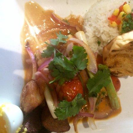 Valokuva: Mango Peruvian Cuisine
