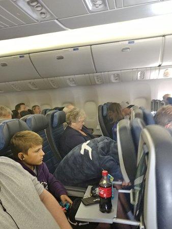 ยูไนเต็ดแอร์ไลน์ส: LONG flight