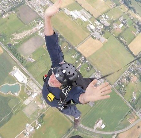 Victoria Skydiving: Jump 5