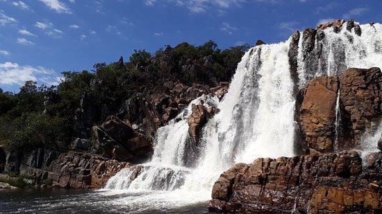 Parque Nacional da Chapada dos Veadeiros: Cachoeira das Cariocas