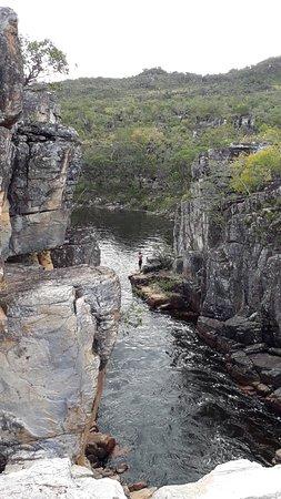 Parque Nacional da Chapada dos Veadeiros: Canion
