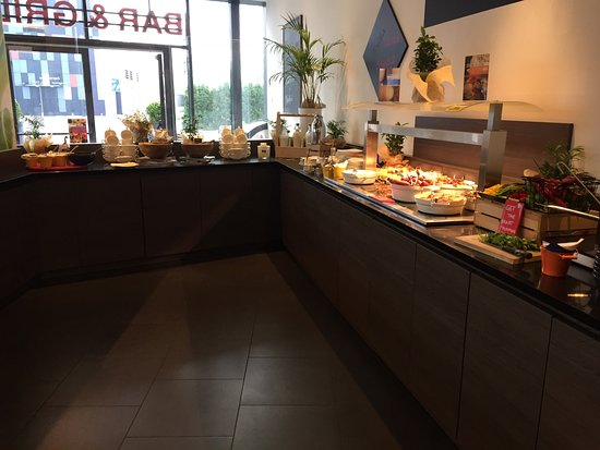 Park Inn by Radisson Krakow: Breakfast buffet