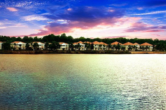 Lakeview Villas, Vietnam Golf & Country Club: over view