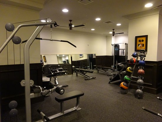 The Beekman A Thompson Hotel : Hotel gym