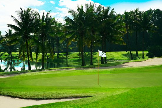 Lakeview Villas, Vietnam Golf & Country Club: golf course