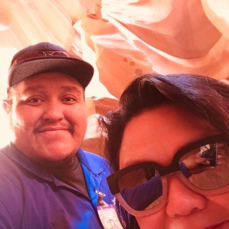 Foto de Ken's Tours Lower Antelope Canyon