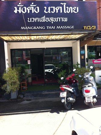 Hang Dong, Thailand: Shop front