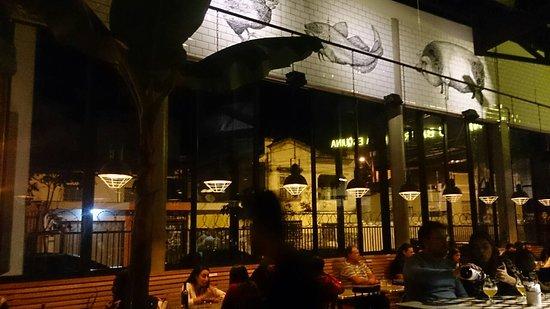 Nicolau Bar da Esquina: Clientes felicíssimos