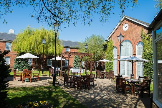 Newport Pagnell, UK: Property amenity