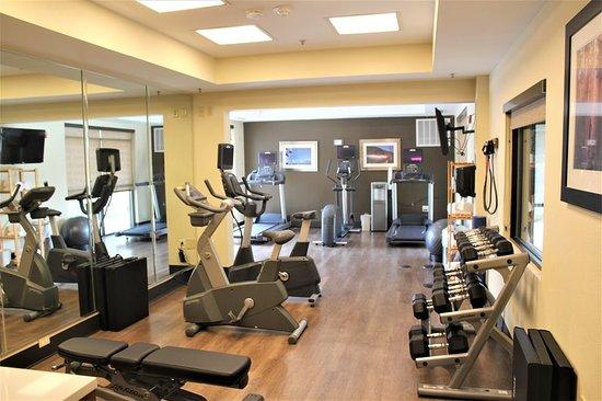 Holiday Inn Express Charlotte - Concord / I-85: Health club