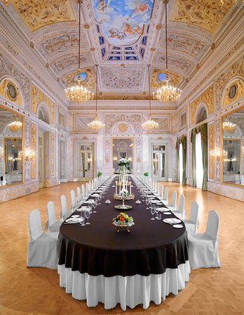 The St. Regis Florence: Ballroom