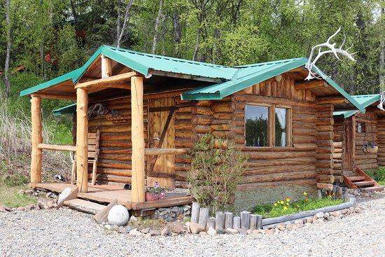 Chulitna Lodge Wilderness Retreat: My Cabin