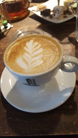 De Ouwe Smidte: Heerlijke koffie! Hart voor de zaak, mensen met passie.