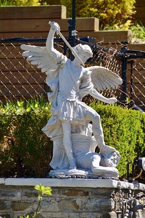 Marian Shrine of Gratitude: Angel