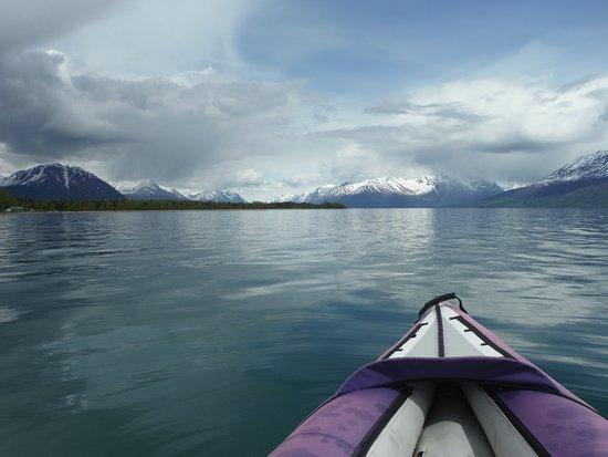 Port Alsworth, AK: Kayak rental