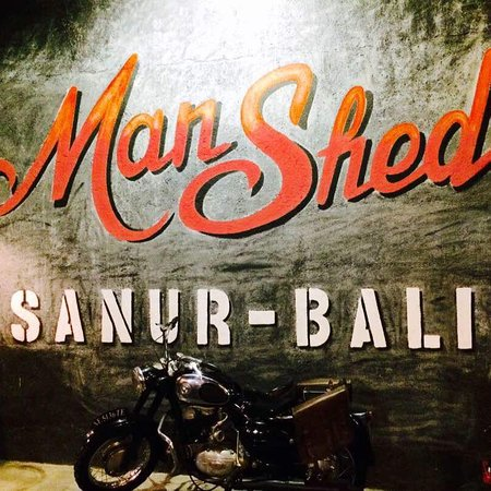 The Man Shed
