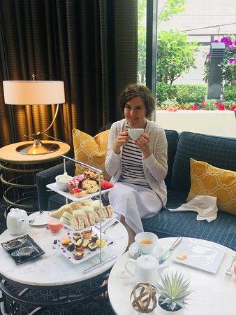 L'Hermitage Hotel: Afternoon Tea