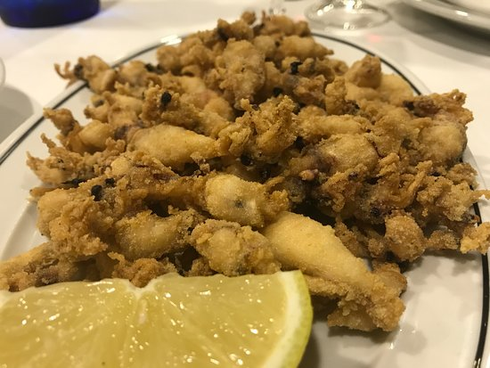 Casa Roberto: Fried Calamari