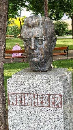 Denkmal Josef Weinheber