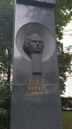 Denkmal Franz Werfel