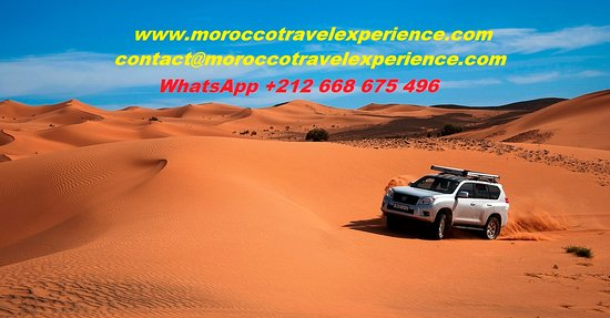 Morocco Travel Experience