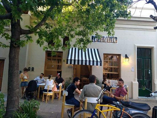 La Estación Coffee & Tea: VEREDA ♡