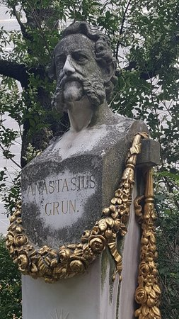 Denkmal Anastasius Grün