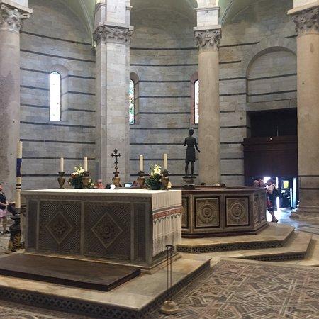 Baptistery of St. John: Battistero a Pisa