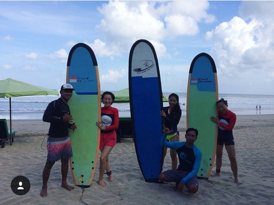 EP's Bali Surf Foto