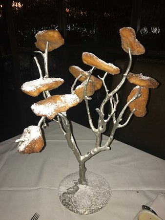 Steak 44: Beignet Tree