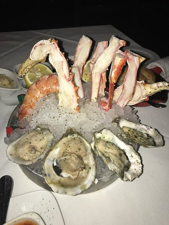 Steak 44: Seafood Tower