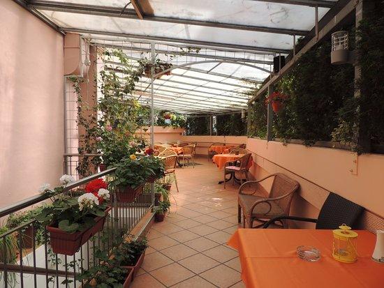 Gasthof Mondschein: Altra parte interna dell'hotel
