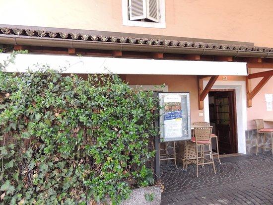 Gasthof Mondschein: Entrata dell'Hotel