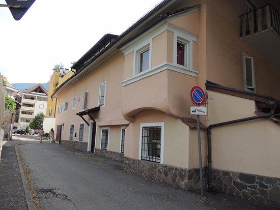 Gasthof Mondschein: Posizione delle finestre delle camere