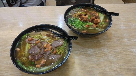 龙记桂林米粉店(福民店), 牛腩 叉烧 桂林米粉