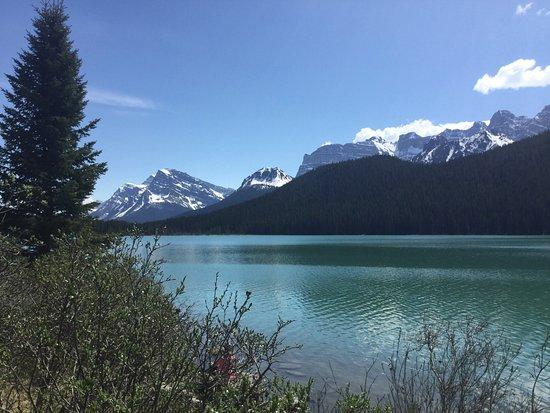 Rocky Mountaineer: Jasper to Lake louise