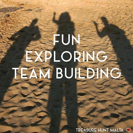 Treasure Hunt Malta: FUN - EXPLORING - TEAM BUILDING